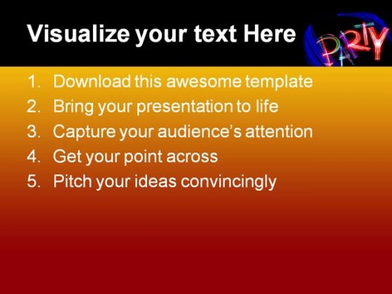 party_entertainment_powerpoint_themes_and_powerpoint_slides_0511_text