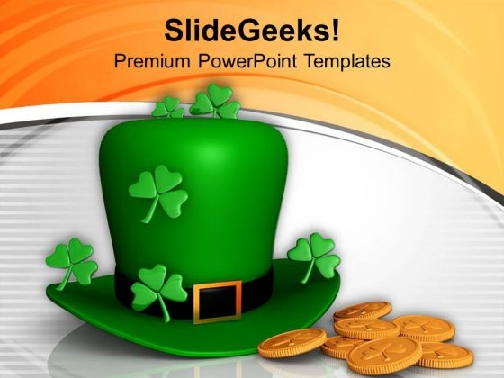 Patrick Day Is A Irish Festival PowerPoint Templates Ppt Backgrounds For Slides 0713