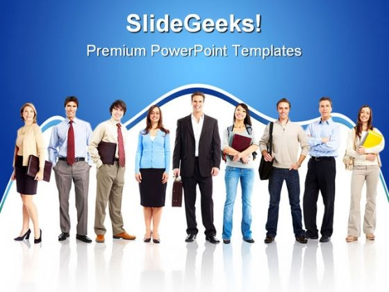 People Business PowerPoint Themes And PowerPoint Slides 0511