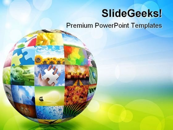 Photo Gallery Nature PowerPoint Templates And PowerPoint Backgrounds 0311
