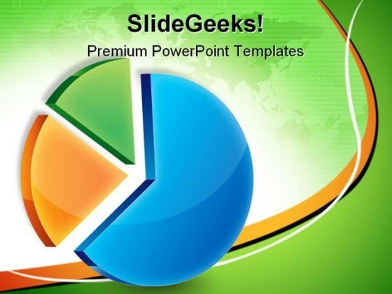 Pie Business PowerPoint Templates And PowerPoint Backgrounds 1211