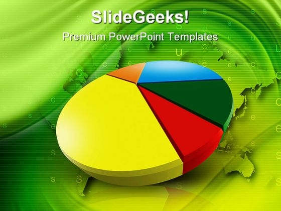 Pie Chart02 Business PowerPoint Themes And PowerPoint Slides 0411