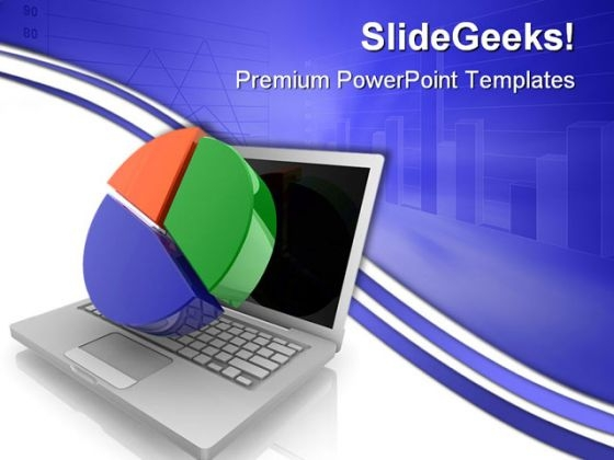 Pie Chart02 Finance PowerPoint Themes And PowerPoint Slides 0511