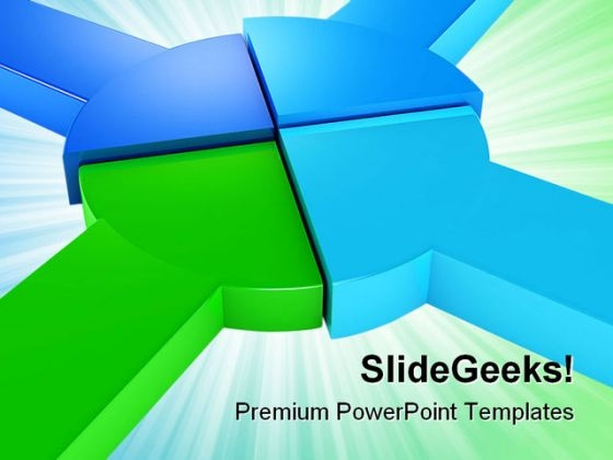 Pie Chart07 Business PowerPoint Themes And PowerPoint Slides 0411