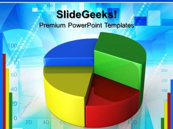 Pie Chart Money Business PowerPoint Templates And PowerPoint Themes 0712