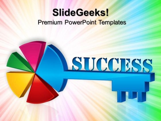 Pie Chart Statistics Success PowerPoint Templates And PowerPoint Themes 0512