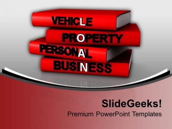 Pile Of Books With Words PowerPoint Templates Ppt Backgrounds For Slides 0713