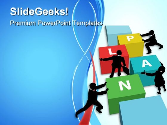 Plan Business PowerPoint Themes And PowerPoint Slides 0811