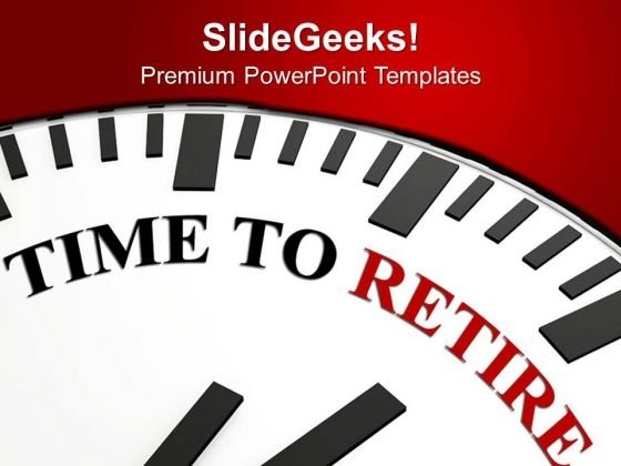 plan for vacations after retirement powerpoint templates ppt, Powerpoint