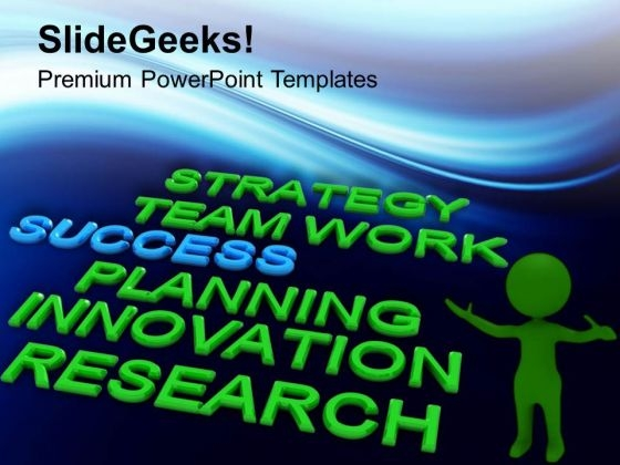 Plan To Achieve Success In Career PowerPoint Templates Ppt Backgrounds For Slides 0513