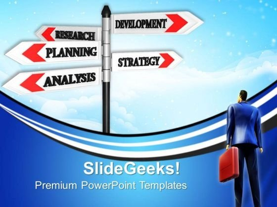 Planning Strategy Business PowerPoint Templates And PowerPoint Themes 0812