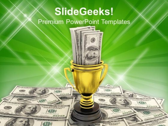 Prize Money Competition PowerPoint Templates And PowerPoint Themes 1112