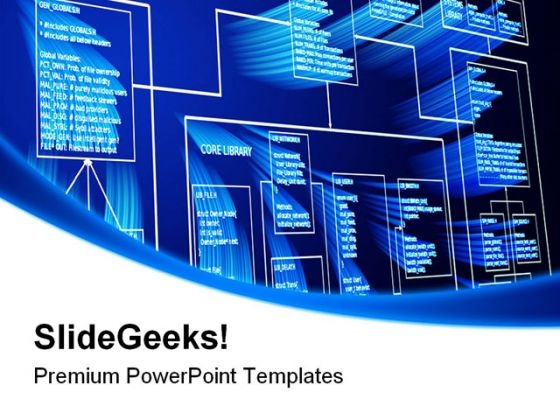 Programming Scheme Computer PowerPoint Themes And PowerPoint Slides 0211