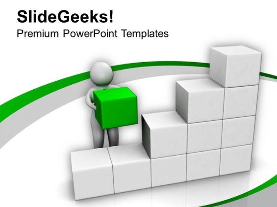 Put The Right Solution PowerPoint Templates Ppt Backgrounds For Slides 0813
