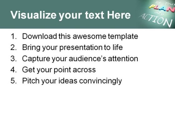 put_your_plan_into_action_metaphor_powerpoint_templates_and_powerpoint_backgrounds_0611_print
