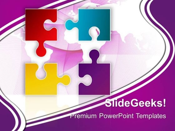 Puzzle01 Business PowerPoint Templates And PowerPoint Themes 0512