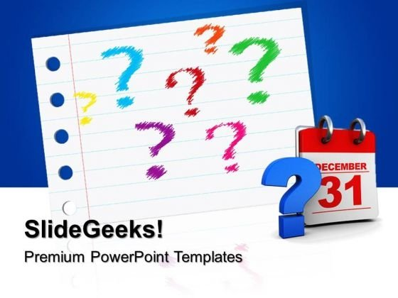 Question Signs PowerPoint Templates And PowerPoint Themes 0512