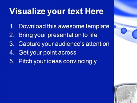 reading_book_education_powerpoint_template_1110_text