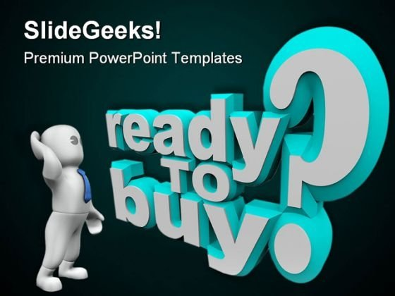 Ready To Buy Metaphor PowerPoint Templates And PowerPoint Backgrounds 0911
