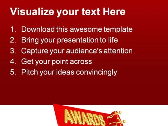 red_carpet_awards_events_powerpoint_templates_and_powerpoint_backgrounds_0511_text