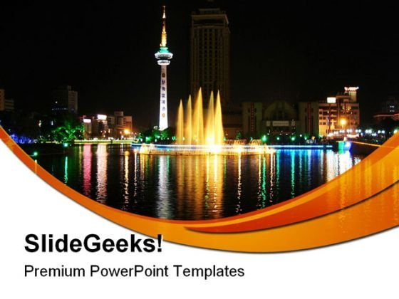 reflection_on_nantong_beauty_powerpoint_themes_and_powerpoint_slides_0211_title