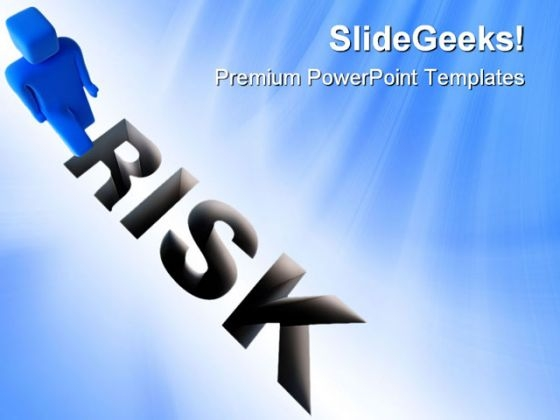 Risk Business PowerPoint Templates And PowerPoint Backgrounds 0411