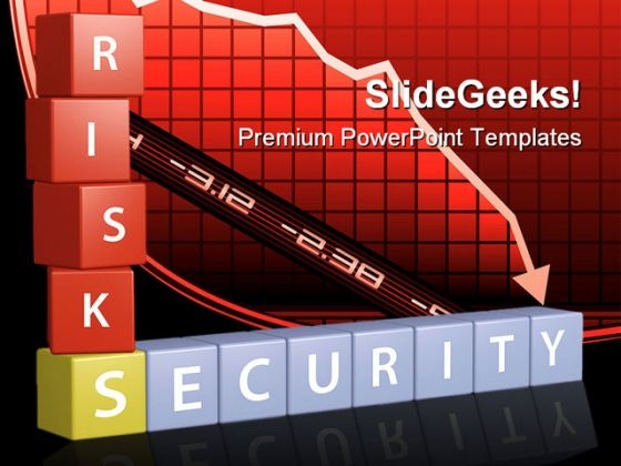 Risk Security Finance PowerPoint Templates And PowerPoint Backgrounds 0411