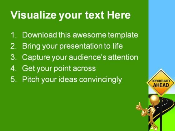 road_to_opportunity_business_powerpoint_template_0610_text