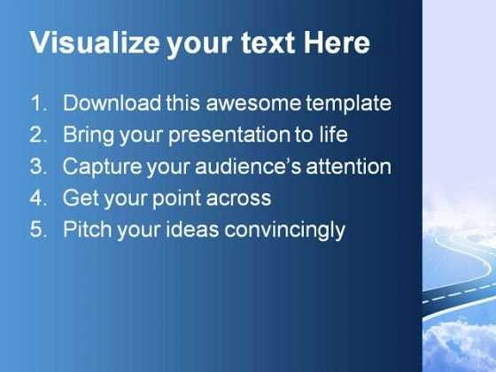 road_to_sky_success_powerpoint_template_0910_text