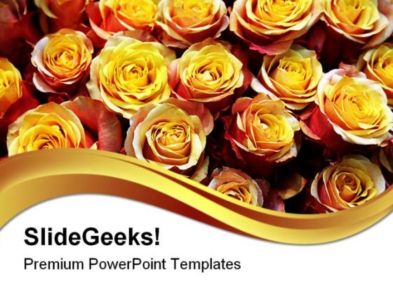 Roses01 Beauty PowerPoint Themes And PowerPoint Slides 0411