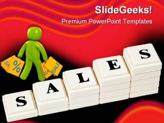 Sales Business PowerPoint Templates And PowerPoint Backgrounds 0711