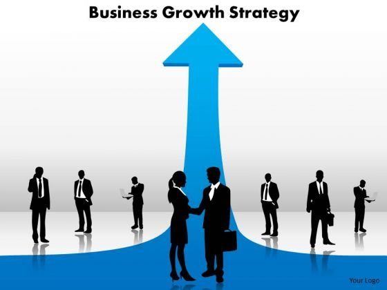Sales Diagram Business Growth Strategy Marketing Diagram