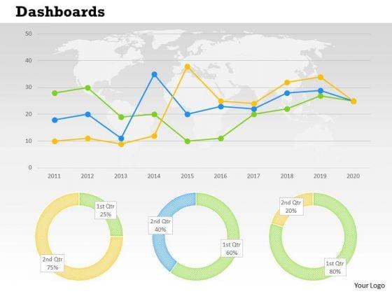 Sales Diagram Dashboard For Quantitative Business Data Consulting Diagram