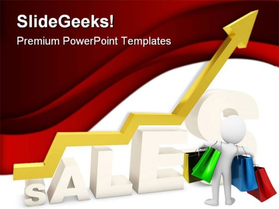 Sales Shopping Holidays PowerPoint Templates And PowerPoint Backgrounds 0611