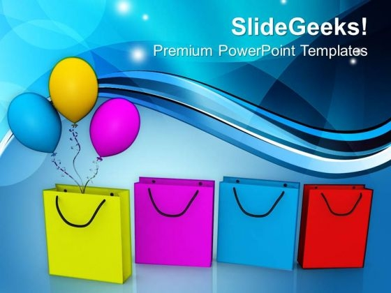 Sales With Market Theme PowerPoint Templates Ppt Backgrounds For Slides 0413