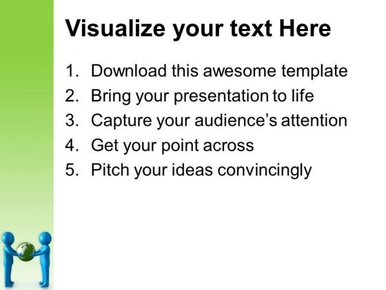 how to save powerpoint template