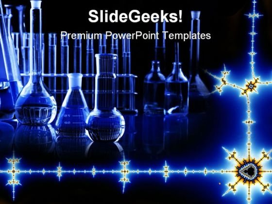Science Lab Medical PowerPoint Backgrounds And Templates 1210