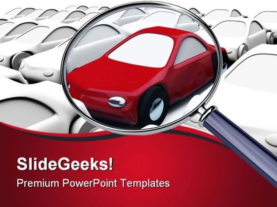 Searching For Right Vehicle Travel PowerPoint Templates And PowerPoint Backgrounds 0811