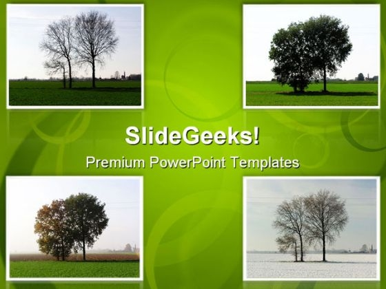Seasons01 Nature PowerPoint Themes And PowerPoint Slides 0811