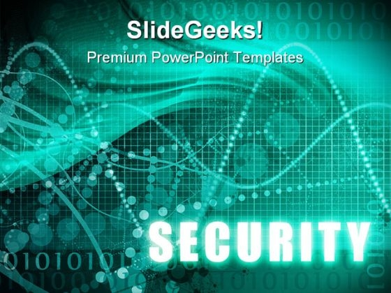 Security Background PowerPoint Themes And PowerPoint Slides 0911