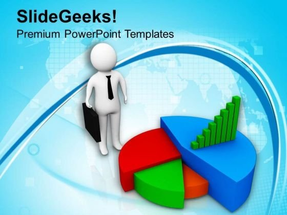 See The Business Issues With Pie Chart PowerPoint Templates Ppt Backgrounds For Slides 0713