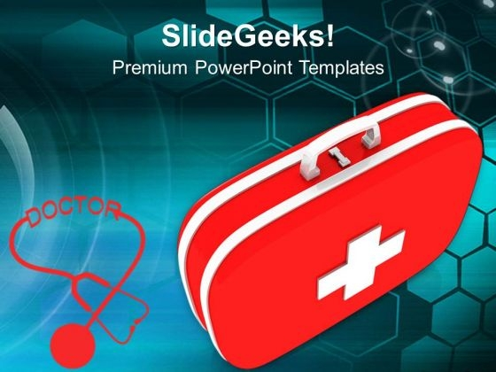 Seek Medical Attention PowerPoint Templates Ppt Backgrounds For Slides 0513