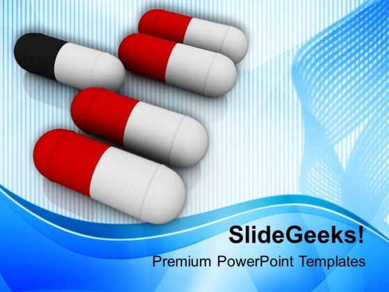 Selection Of Right Medicine Is Important PowerPoint Templates Ppt Backgrounds For Slides 0613