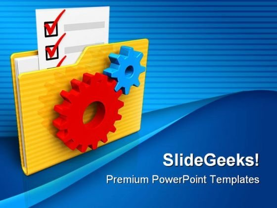 Settings Folder Security PowerPoint Templates And PowerPoint Backgrounds 0111