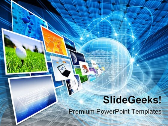 Several Images Background PowerPoint Templates And PowerPoint Backgrounds 0511