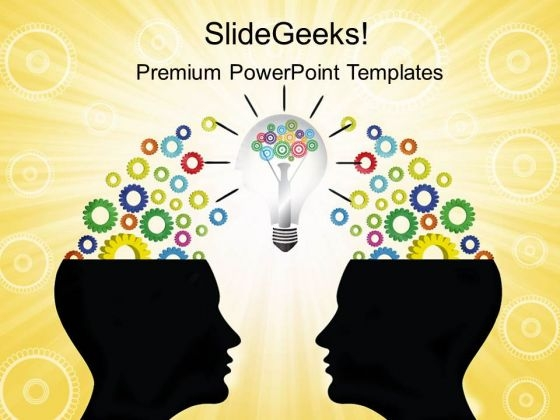 Share Ideas Business PowerPoint Templates And PowerPoint Themes 0212