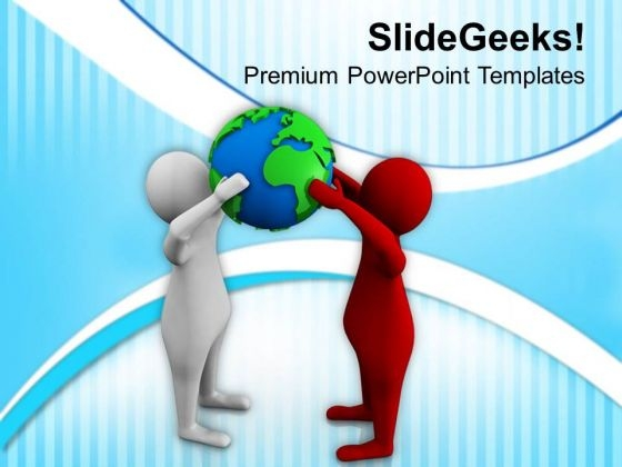 Share The Global Opportunities PowerPoint Templates Ppt Backgrounds For Slides 0613