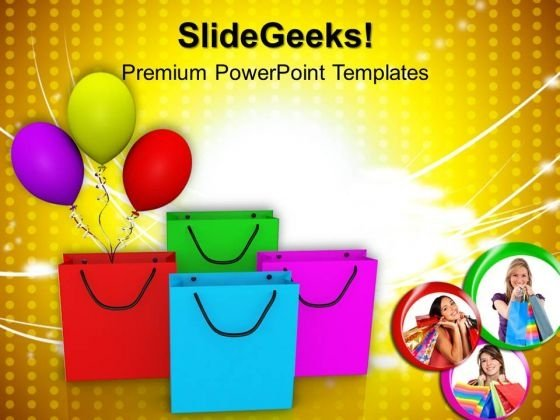 Shopping Discount Sales PowerPoint Templates And PowerPoint Themes 1012
