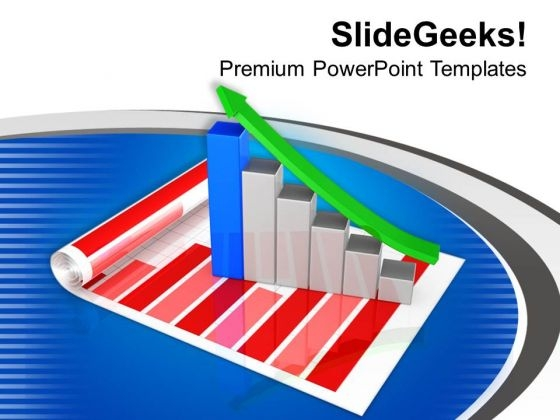 Show Business Growth And Sales PowerPoint Templates Ppt Backgrounds For Slides 0613