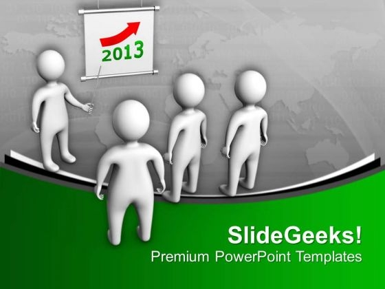 Show Result Presentation To Team PowerPoint Templates Ppt Backgrounds For Slides 0813